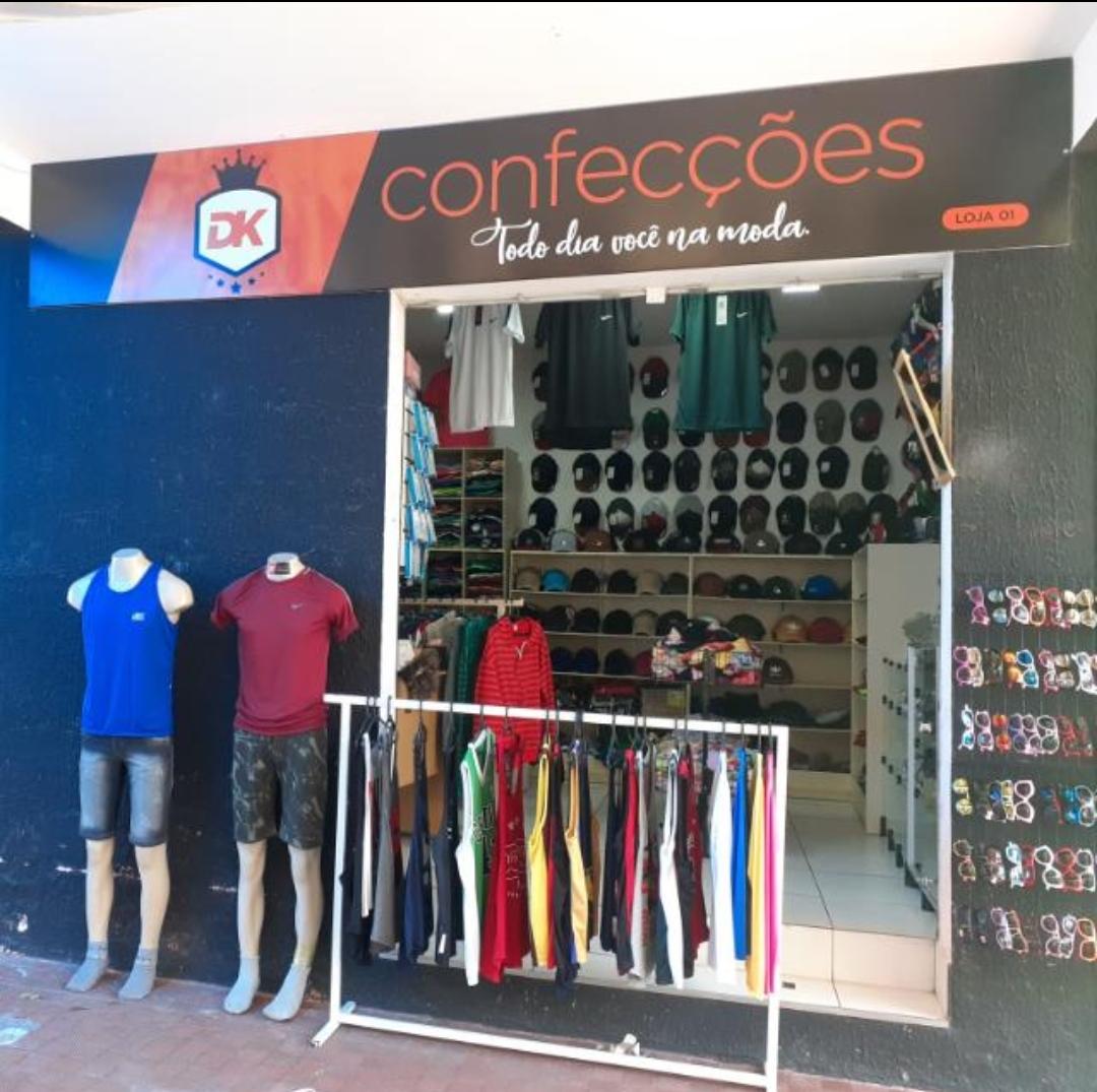 DK Confecções em Pau dos Ferros/RN