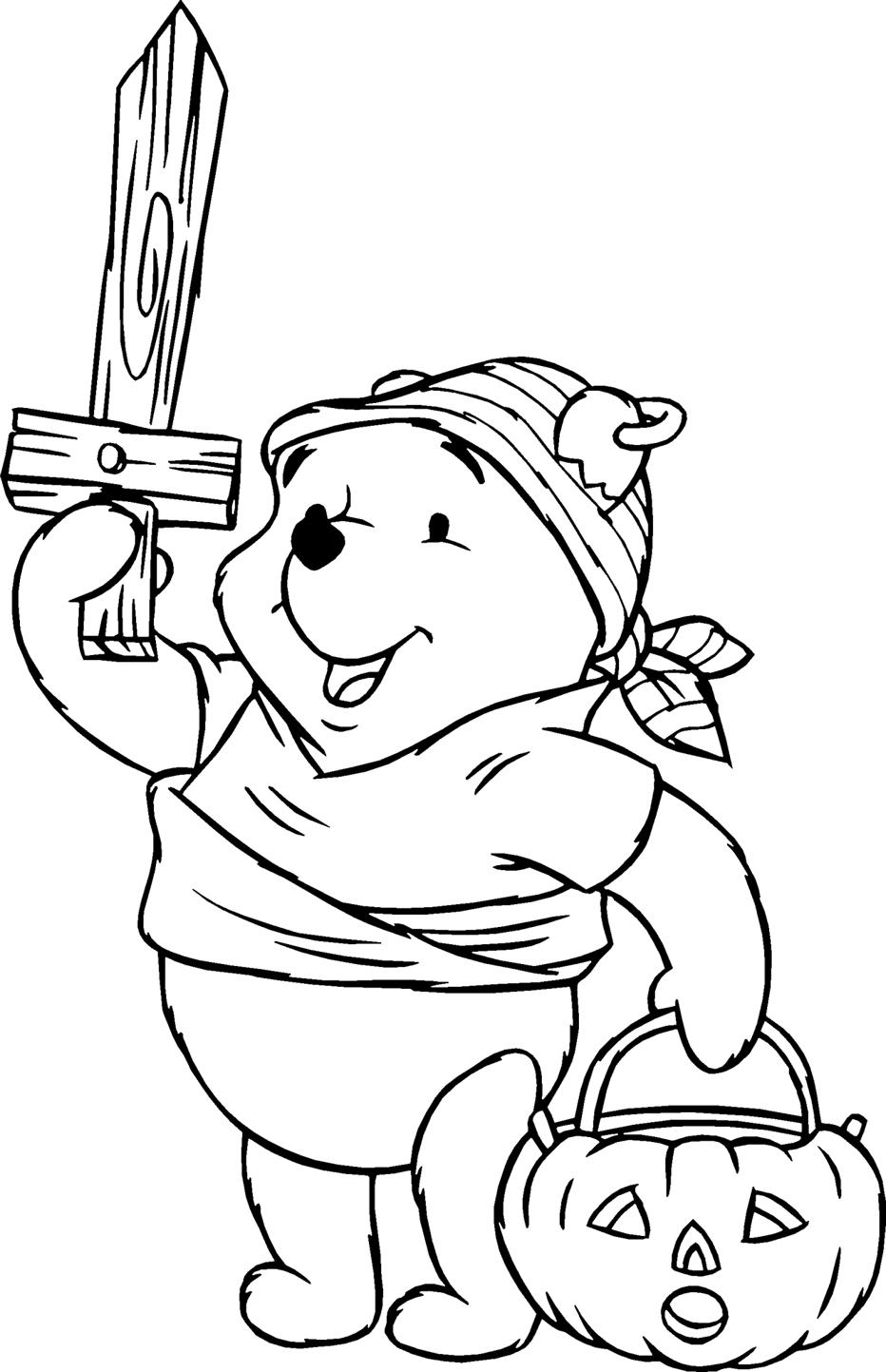 Imagenes de dibujos de winnie pooh