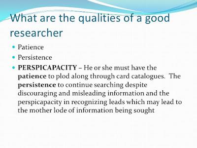 superior researcher