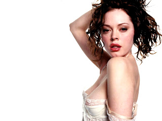 Rose McGowan Hot