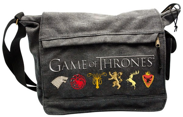 Bolsa Juego de Tronos Escudos de las Casas
