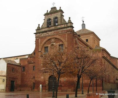 Not only flamenco routes of don quixote ii for Muebles alcazar de san juan
