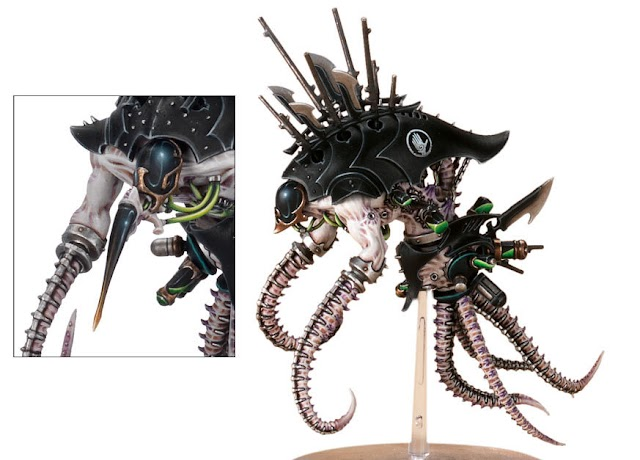 Dark Eldar Next Wave Up for Pre-Order- Pics and LInk