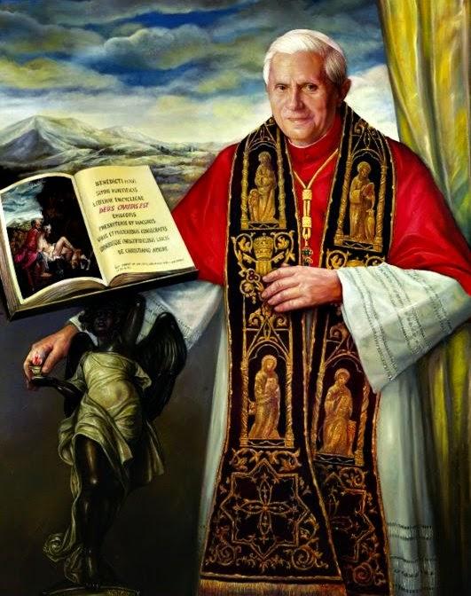 Su Santidad el Papa Benedicto XVI