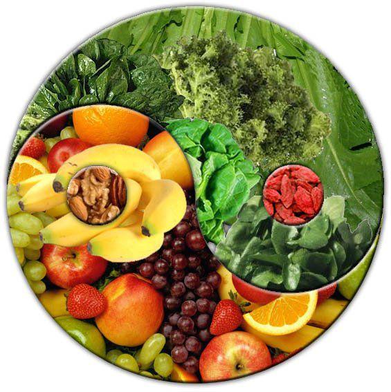 Life food la alimentaci n a base de frutas vegetales y - Semillas de frutas y verduras ...