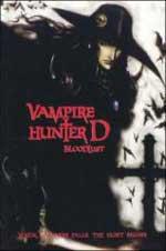 Vampire Hunter D: Bloodlust (2000) DVDRip Castellano