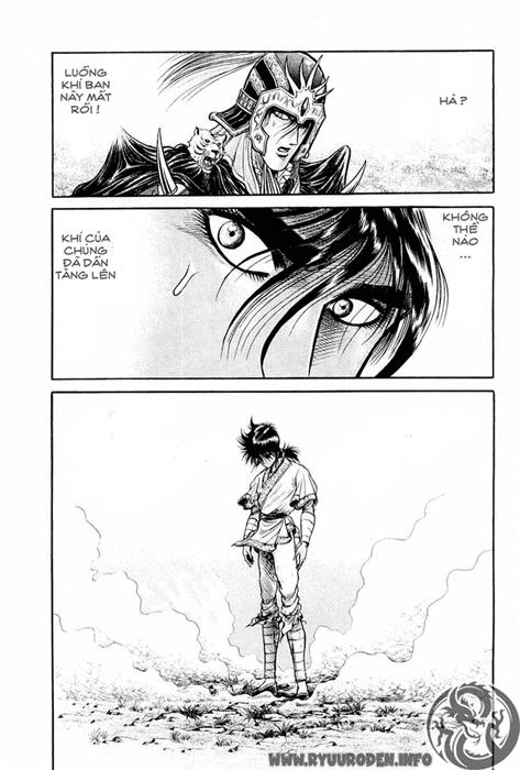 Chú Bé Rồng - Ryuuroden chap 26 - Trang 13