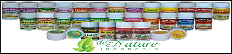 KAPSUL KEPUTIHAN DE NATURE HERBAL
