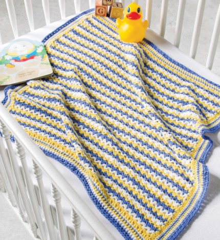 Every Baby's Blanket - Free Pattern