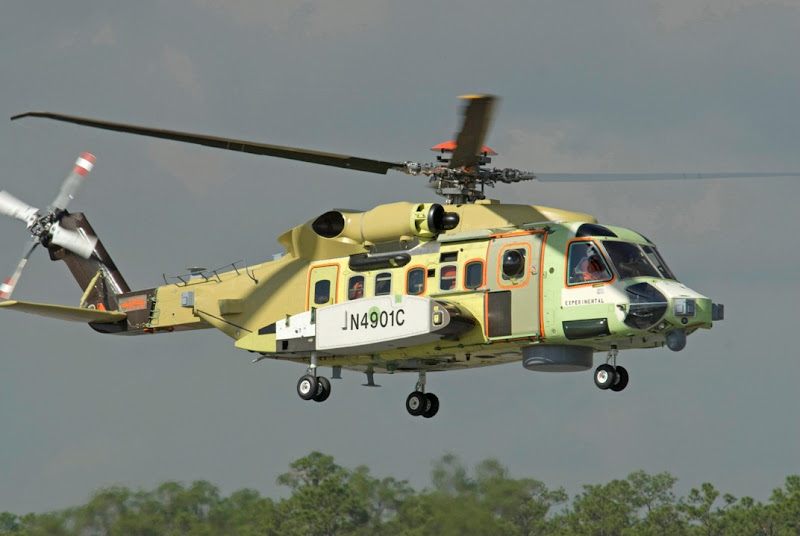 H-92 Superhawk Multi-mission Helicopter
