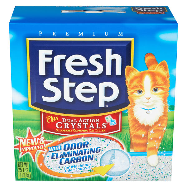 Fresh step cat litter coupons printable