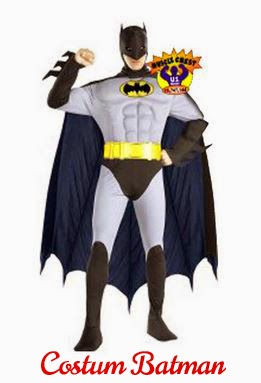 Costum Batman Adulti