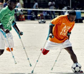 Liberia campeón de la Copa Africana de amputados