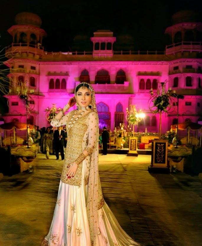 Sharmeela Farooqi Wedding Pictures
