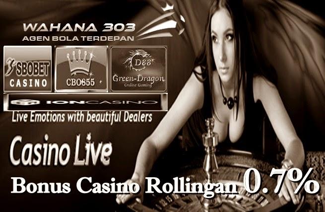 Wahana303.com Agen SBOBET IBCBET 368BET Casino 338A Bola Tangkas Togel SINGAPURA HONGKONG Online Indonesia Terpercaya