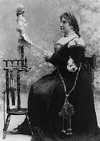 Melba as Marguerite in 1896