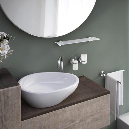 Accesorios de baño sin taladro ~ Aiblú, ideas para decorar tu hogar.