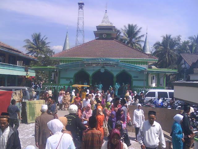 Masjid Agung Payaman Secang Magelang