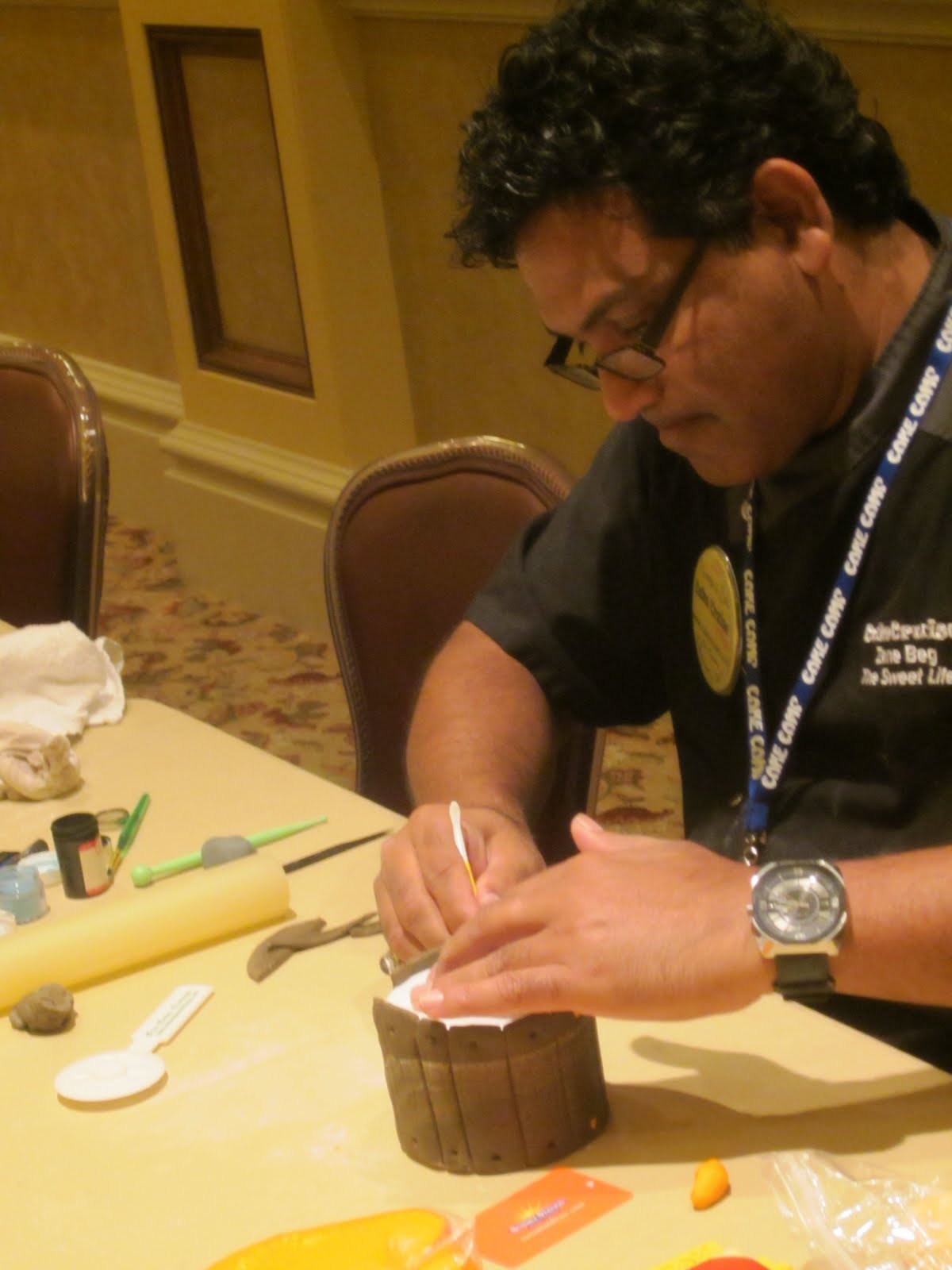 Cake Making Classes Bath : Cake Camp 2011: Green Valley Ranch Resort Krishelle s ...
