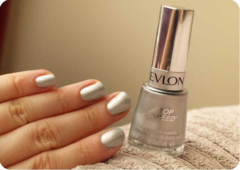 Fantastic Revlon Silver Glitter Nail Polish Vignette - Nail Paint ...