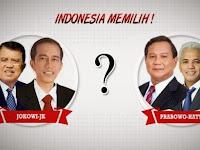 Hasil Keputusan KPU: Jokowi-JK Menang Pemilu 2014
