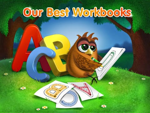 great pre-school education app itunes
