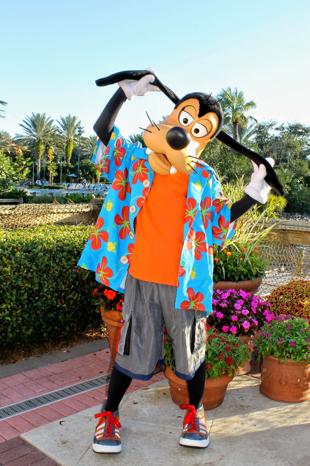 Goofy Halloween Disney Character Hunt Old Key West