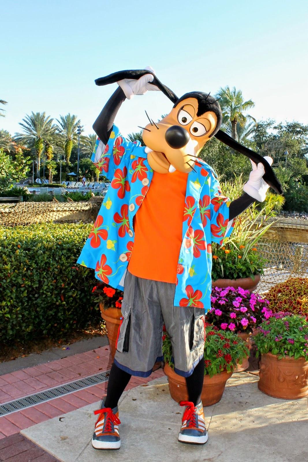 Goofy Halloween Disney Character Hunt Old Key West