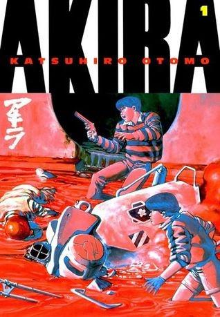 Manga Akira cover