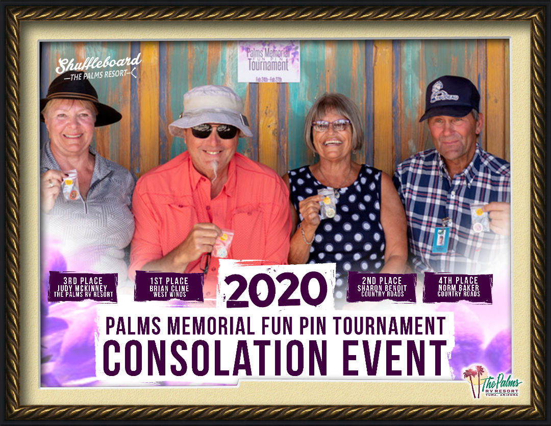 Palms Bowling Pin Tournament 2020