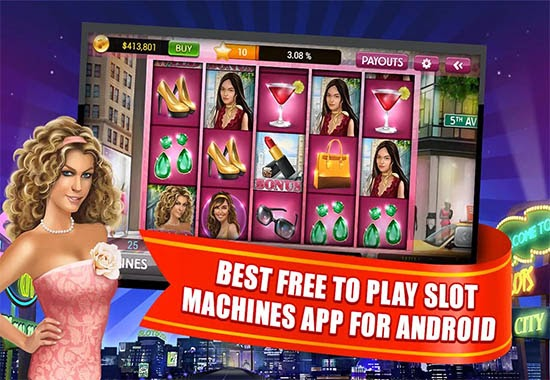 Slot City_free Android casino slots game