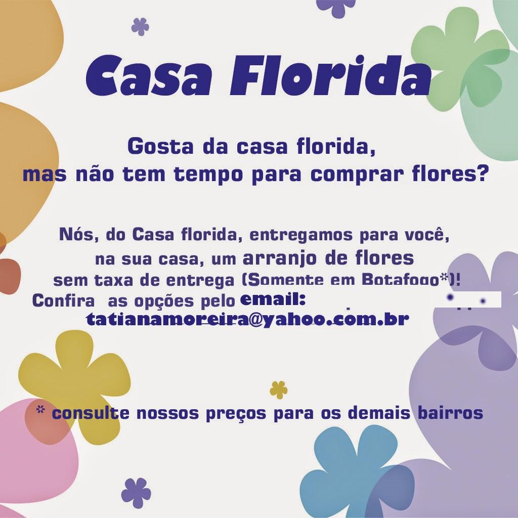 Assinatura de flores no RIo de Janeiro