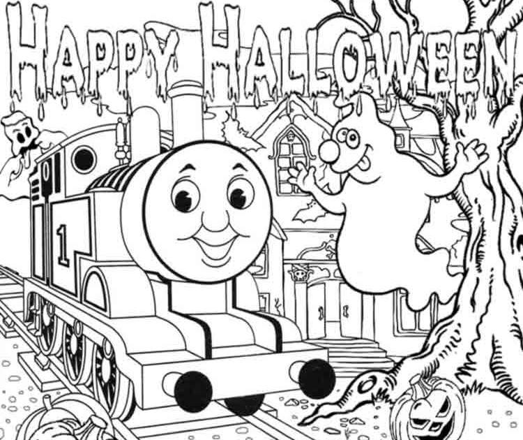 Free Printable Halloween Ideas Kids Activities Thomas