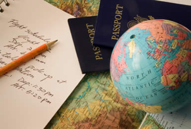 passports and plans
