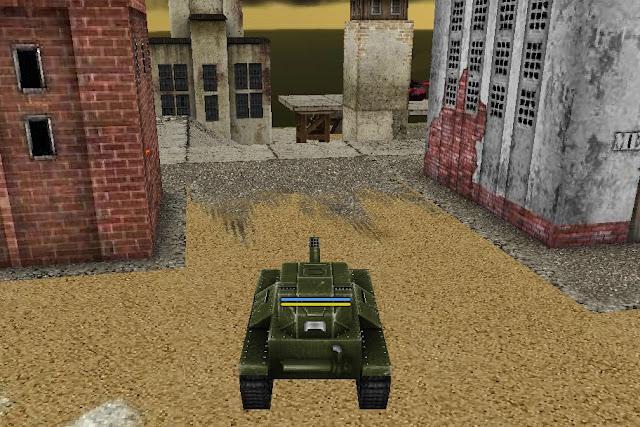 Решились стать танкистом в игре танки