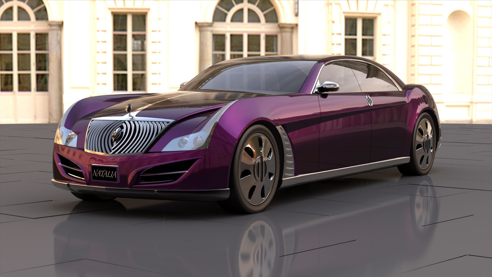 Luxury Life Design: $2 Million Luxury Car Concept - DiMora Natalia