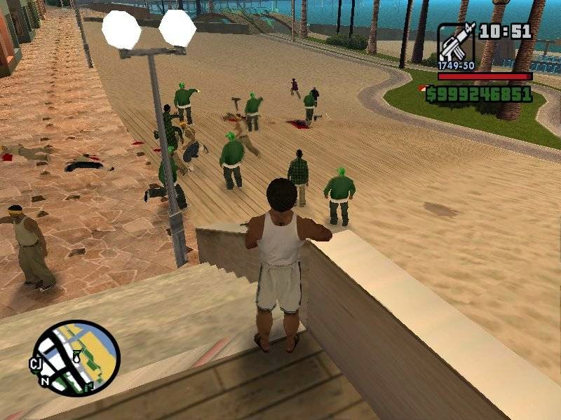 gta san andreas  free full game online