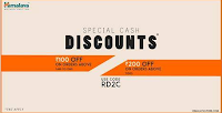 Himalaya Herbals India: Special Cash Discount Get upto Rs.200 Off : BuyToEarn
