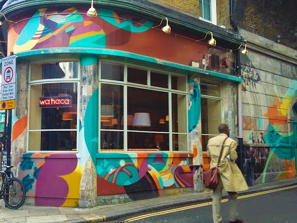 taco tuesday with brixton brewery and wahaca