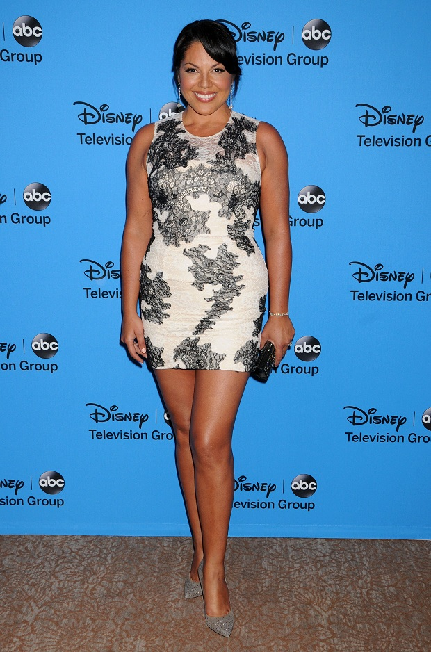 Sara Ramirez at the Disney & ABC's 2013 Summer TCA Party