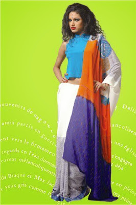 Bangladeshi ramp model Emi