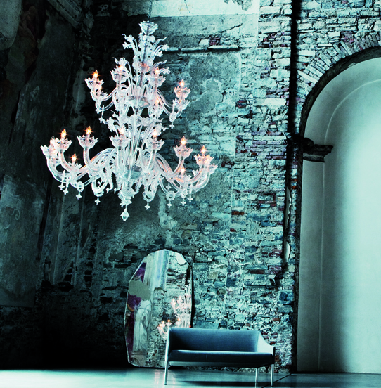 Lampadari in vetro di Murano, Murano Blown Glass Chandelier, Lustre en ...