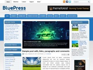 Blue Press