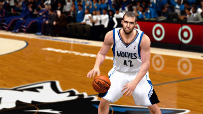 NBA 2K13 Kevin Love Cyberface NBA2K Patch