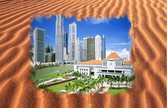 Проект строительства мегаполиса