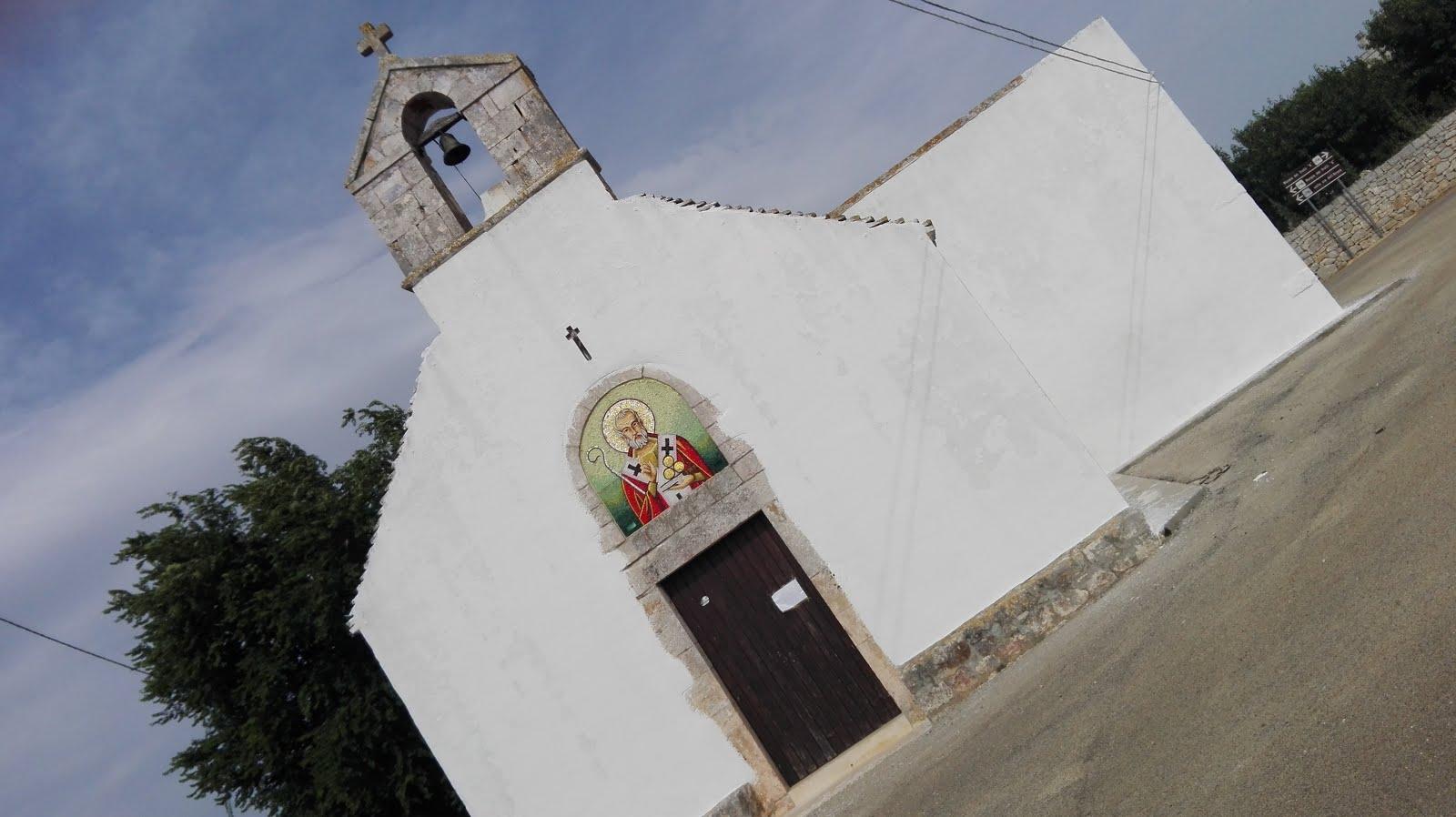 Chiesa di San Nicola di Genna