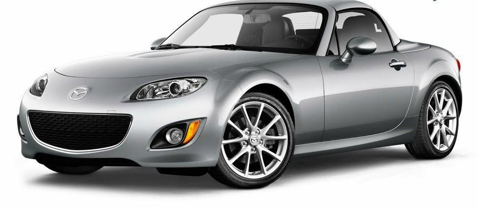صور سيارة مازدا MX-5 مياتا 2011 Mazda MX-5 Miata