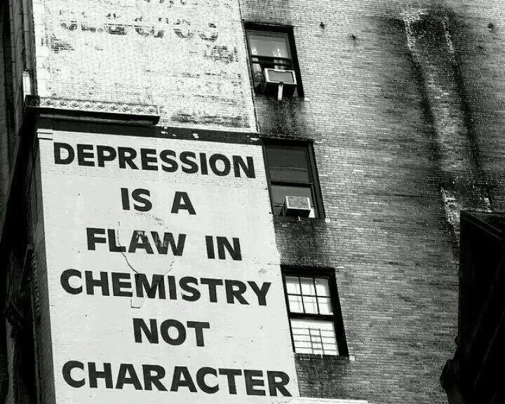 depression, chemistry, life, suicide, hope, character