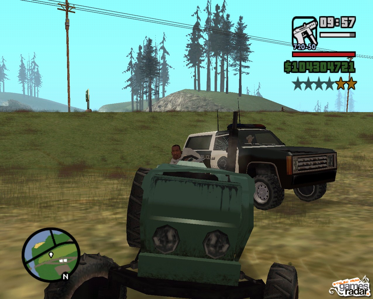 G.T.A San Andreas Pc