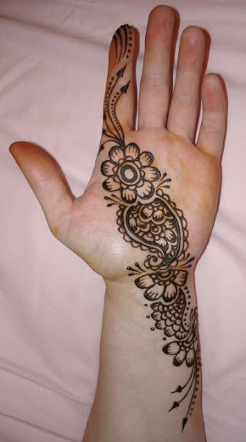 Mehndi Designs Very Hard : Henna designs for hands celebrity tattoos